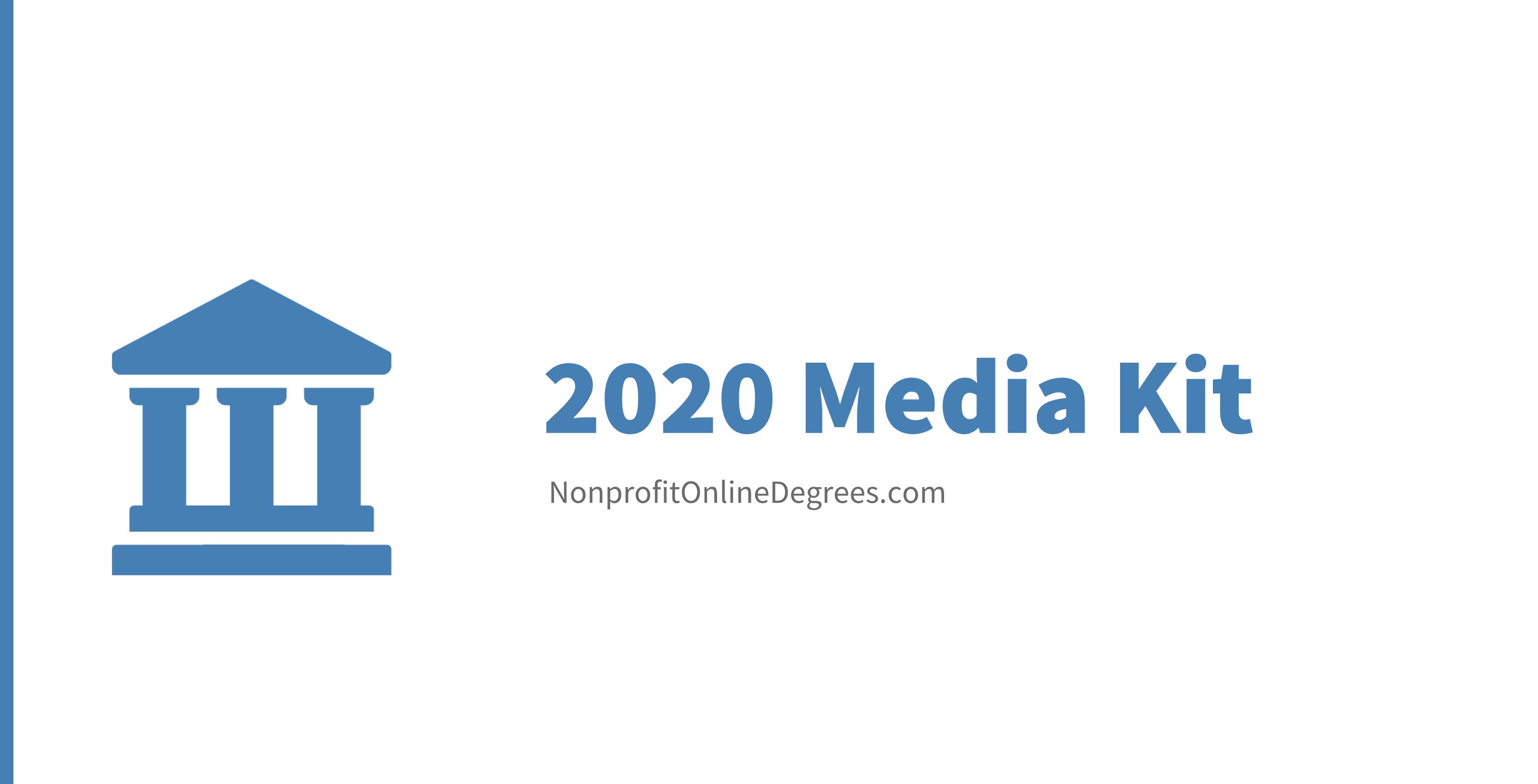 nonprofit online degrees media kit
